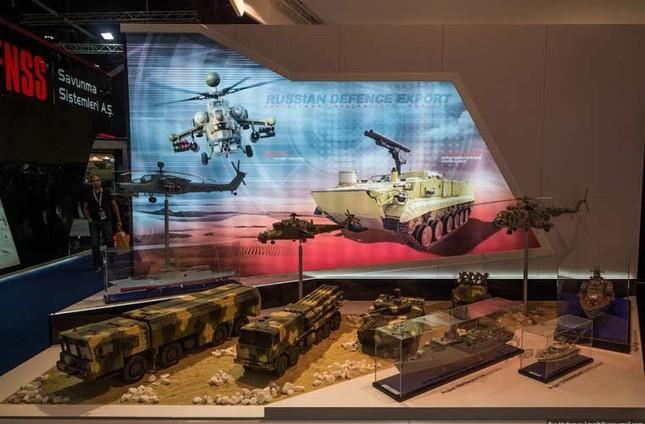 Chiêm ngưỡng vũ khí tối tân Nga chào bán tại UAE ảnh 4