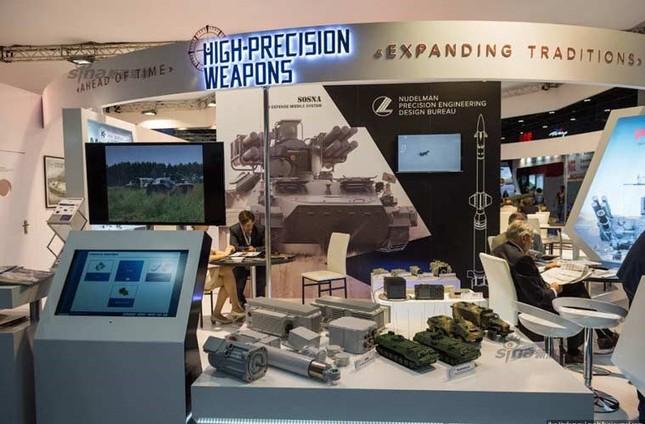 Chiêm ngưỡng vũ khí tối tân Nga chào bán tại UAE ảnh 5