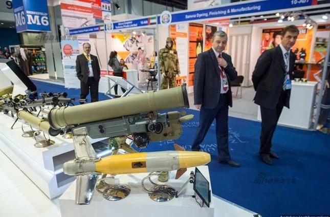 Chiêm ngưỡng vũ khí tối tân Nga chào bán tại UAE ảnh 6