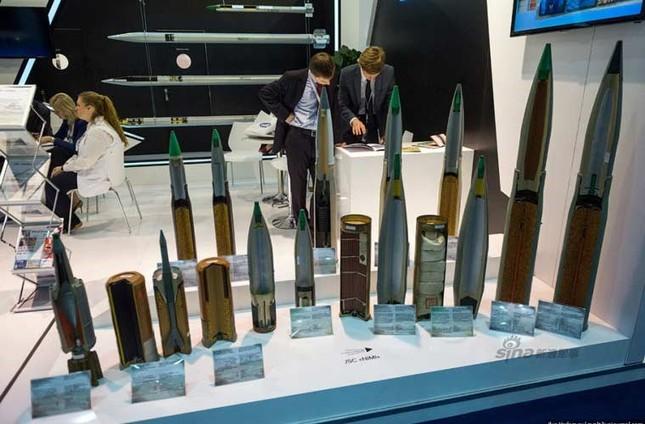 Chiêm ngưỡng vũ khí tối tân Nga chào bán tại UAE ảnh 7
