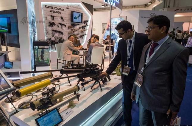 Chiêm ngưỡng vũ khí tối tân Nga chào bán tại UAE ảnh 8