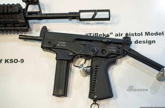 Chiêm ngưỡng vũ khí tối tân Nga chào bán tại UAE ảnh 9