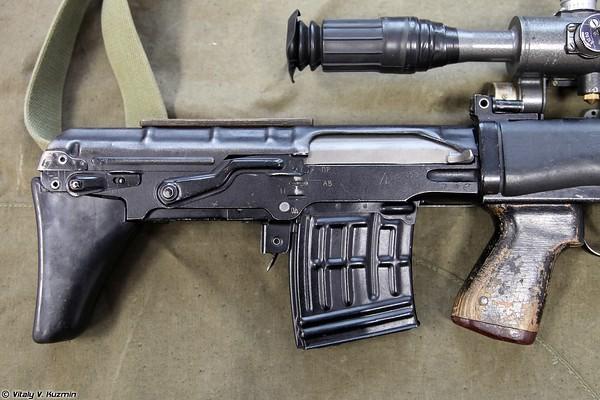 Súng bắn tỉa SVU-A của đặc nhiệm Nga lợi hại ra sao? ảnh 9