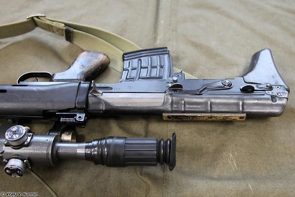 Súng bắn tỉa SVU-A của đặc nhiệm Nga lợi hại ra sao? ảnh 10