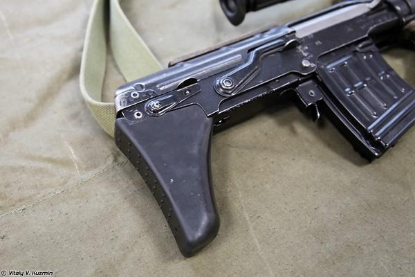 Súng bắn tỉa SVU-A của đặc nhiệm Nga lợi hại ra sao? ảnh 11