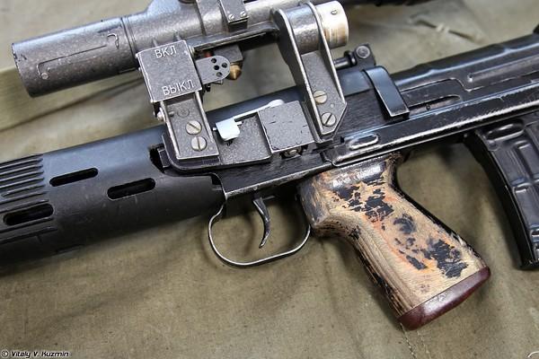 Súng bắn tỉa SVU-A của đặc nhiệm Nga lợi hại ra sao? ảnh 12