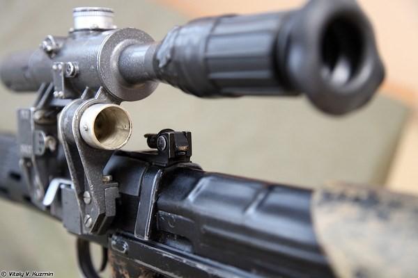 Súng bắn tỉa SVU-A của đặc nhiệm Nga lợi hại ra sao? ảnh 14