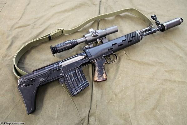 Súng bắn tỉa SVU-A của đặc nhiệm Nga lợi hại ra sao? ảnh 15