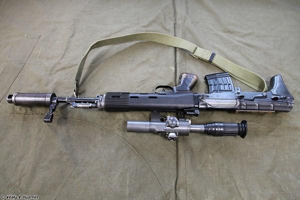 Súng bắn tỉa SVU-A của đặc nhiệm Nga lợi hại ra sao? ảnh 1