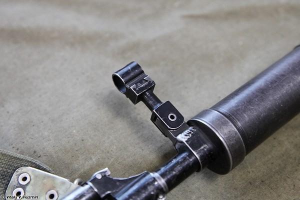 Súng bắn tỉa SVU-A của đặc nhiệm Nga lợi hại ra sao? ảnh 4