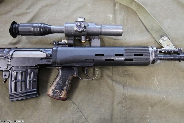Súng bắn tỉa SVU-A của đặc nhiệm Nga lợi hại ra sao? ảnh 5