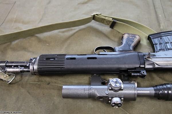 Súng bắn tỉa SVU-A của đặc nhiệm Nga lợi hại ra sao? ảnh 6