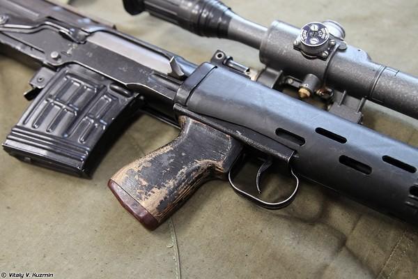 Súng bắn tỉa SVU-A của đặc nhiệm Nga lợi hại ra sao? ảnh 7