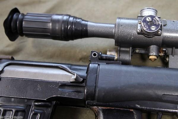 Súng bắn tỉa SVU-A của đặc nhiệm Nga lợi hại ra sao? ảnh 8