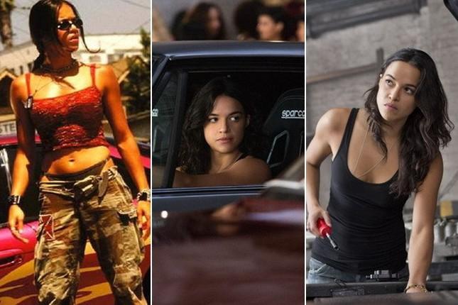 12 mỹ nhân nóng bỏng của loạt phim 'Fast & Furious' ảnh 1