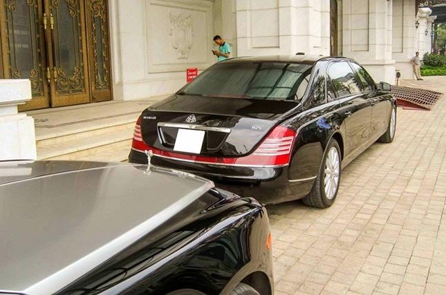 Cặp đôi 'Rolls-Royce, Maybach' hội ngộ ở Sài Gòn ảnh 2