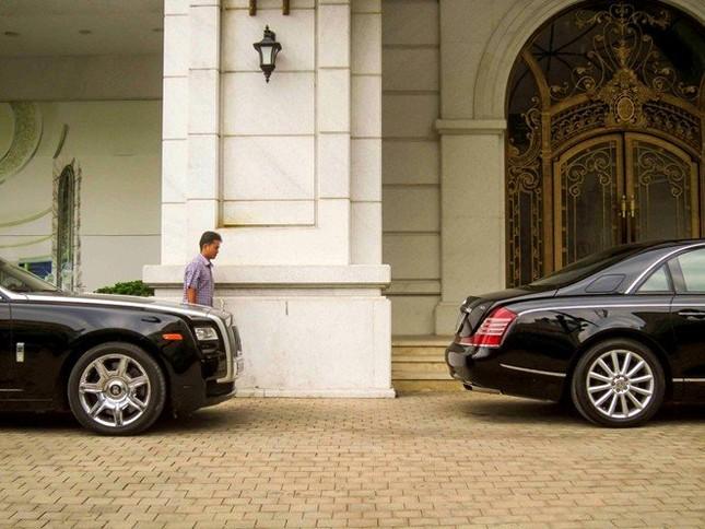 Cặp đôi 'Rolls-Royce, Maybach' hội ngộ ở Sài Gòn ảnh 3