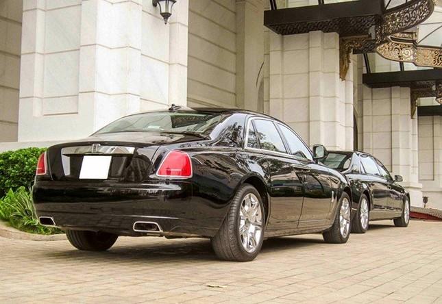 Cặp đôi 'Rolls-Royce, Maybach' hội ngộ ở Sài Gòn ảnh 5