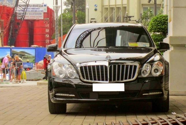 Cặp đôi 'Rolls-Royce, Maybach' hội ngộ ở Sài Gòn ảnh 6