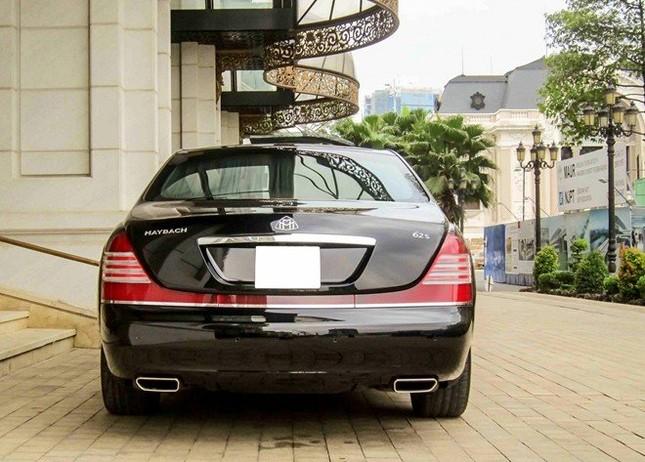 Cặp đôi 'Rolls-Royce, Maybach' hội ngộ ở Sài Gòn ảnh 7