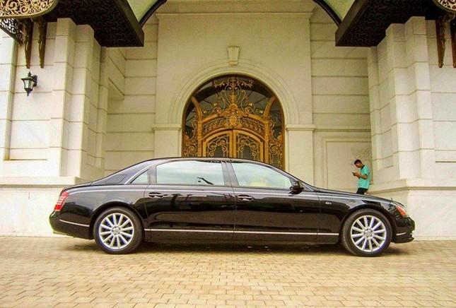 Cặp đôi 'Rolls-Royce, Maybach' hội ngộ ở Sài Gòn ảnh 8