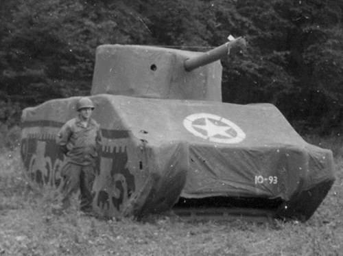 Giải mật về 'đạo quân ma' của Mỹ trong Thế chiến II ảnh 3