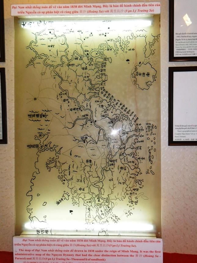 Triển lãm tư liệu, bản đồ về Hoàng Sa, Trường Sa tại Thanh Hóa ảnh 1