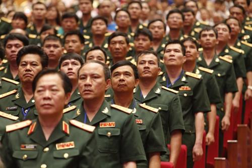 Hình ảnh Lễ kỷ niệm 125 năm Ngày sinh Chủ tịch Hồ Chí Minh ảnh 15