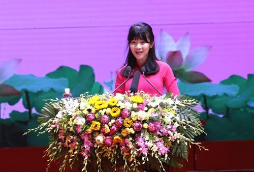 Hình ảnh Lễ kỷ niệm 125 năm Ngày sinh Chủ tịch Hồ Chí Minh ảnh 20