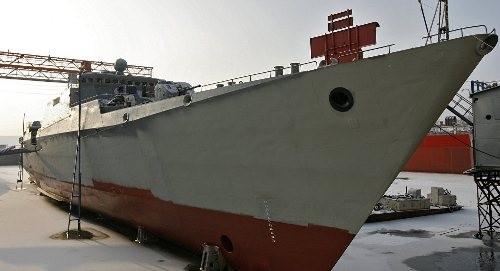 Nga hoàn tất cặp chiến hạm báo đốm cho Việt Nam ảnh 1
