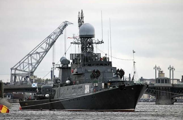 """Tận mắt """"sát thủ săn ngầm"""" của Hạm đội Baltic, Nga ảnh 1"""