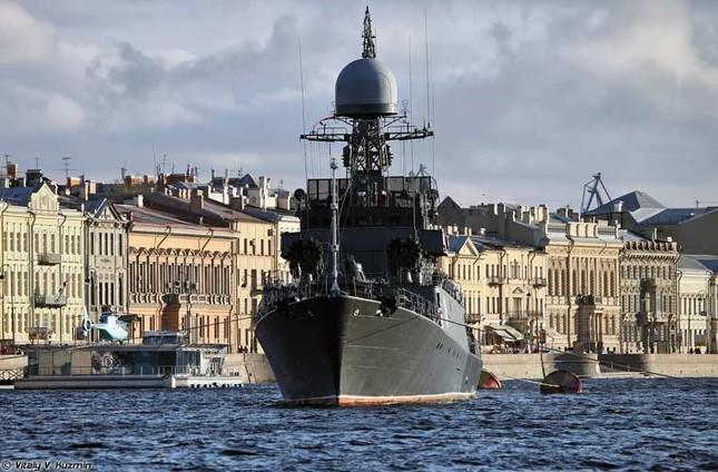 """Tận mắt """"sát thủ săn ngầm"""" của Hạm đội Baltic, Nga ảnh 2"""