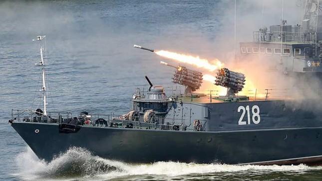 """Tận mắt """"sát thủ săn ngầm"""" của Hạm đội Baltic, Nga ảnh 3"""