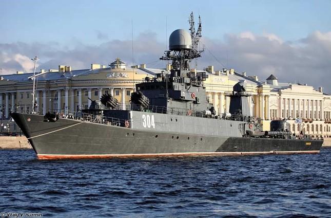 """Tận mắt """"sát thủ săn ngầm"""" của Hạm đội Baltic, Nga ảnh 4"""