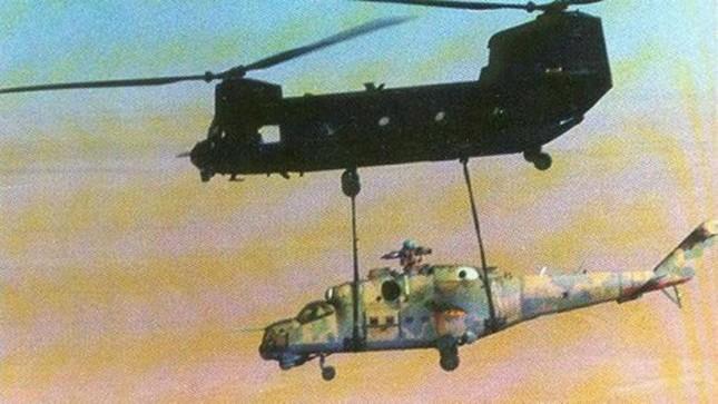 Tiết lộ về vụ CIA đánh cắp trực thăng lừng danh của Nga ảnh 6