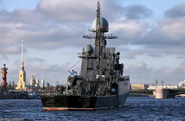 """Tận mắt """"sát thủ săn ngầm"""" của Hạm đội Baltic, Nga ảnh 7"""