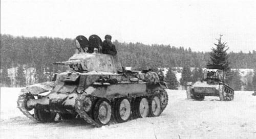 Sự thật gây sốc về nguồn gốc xe tăng Liên Xô ảnh 3