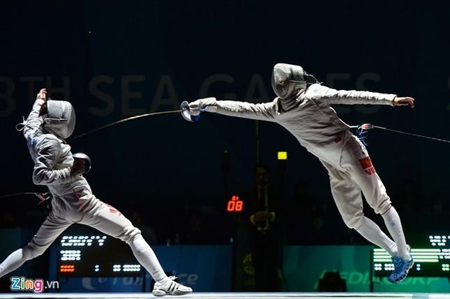 Những khoảnh khắc ấn tượng của Thể thao VN tại SEA Games ảnh 1