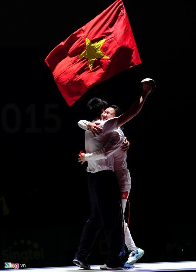 Những khoảnh khắc ấn tượng của Thể thao VN tại SEA Games ảnh 2