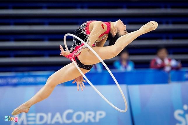 Những khoảnh khắc ấn tượng của Thể thao VN tại SEA Games ảnh 6
