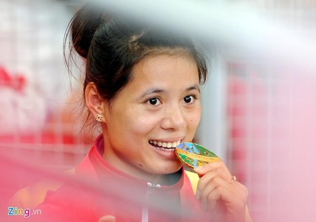 Những khoảnh khắc ấn tượng của Thể thao VN tại SEA Games ảnh 8