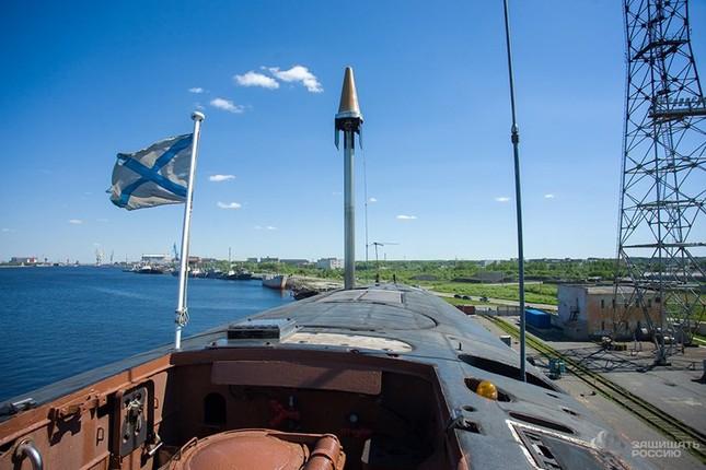 Hiện trạng tàu ngầm 'sát thủ đại dương' của Nga ảnh 10