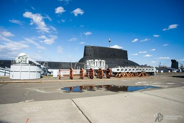 Hiện trạng tàu ngầm 'sát thủ đại dương' của Nga ảnh 13