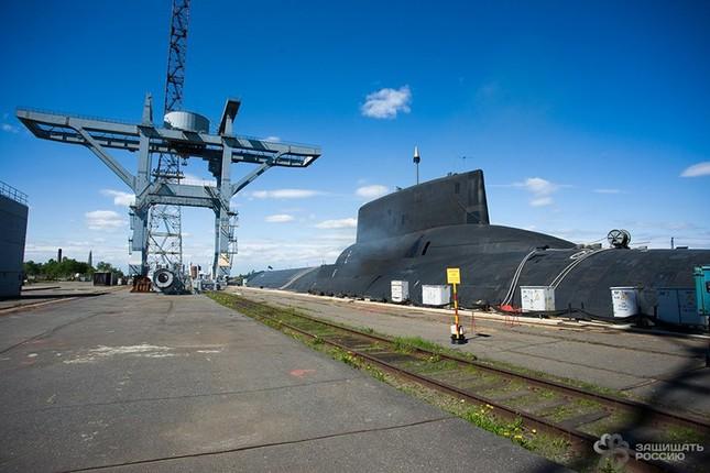 Hiện trạng tàu ngầm 'sát thủ đại dương' của Nga ảnh 2