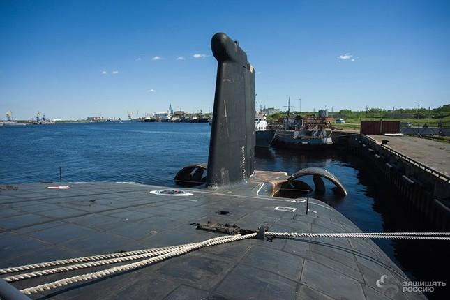 Hiện trạng tàu ngầm 'sát thủ đại dương' của Nga ảnh 3