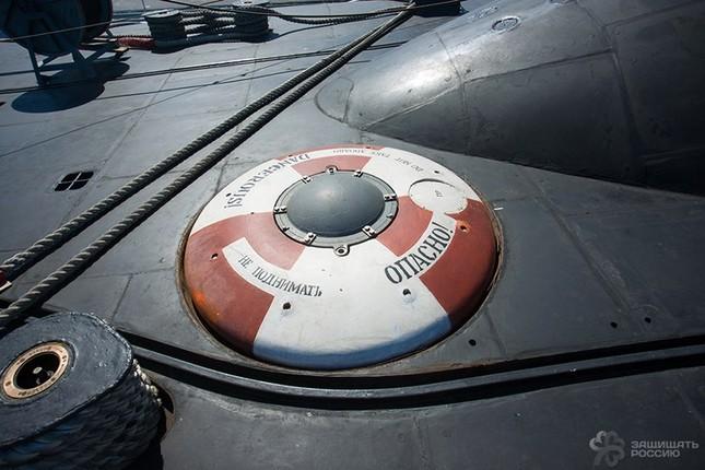 Hiện trạng tàu ngầm 'sát thủ đại dương' của Nga ảnh 4