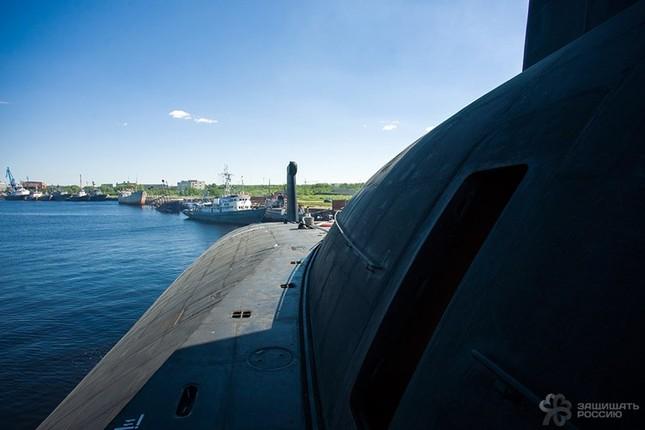 Hiện trạng tàu ngầm 'sát thủ đại dương' của Nga ảnh 5