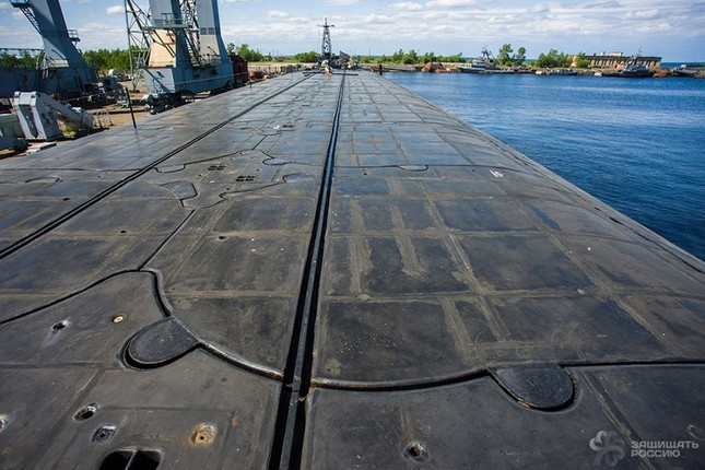 Hiện trạng tàu ngầm 'sát thủ đại dương' của Nga ảnh 8