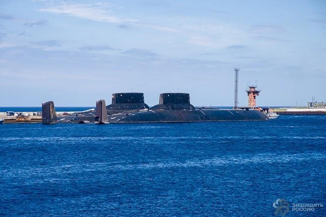 Hiện trạng tàu ngầm 'sát thủ đại dương' của Nga ảnh 9