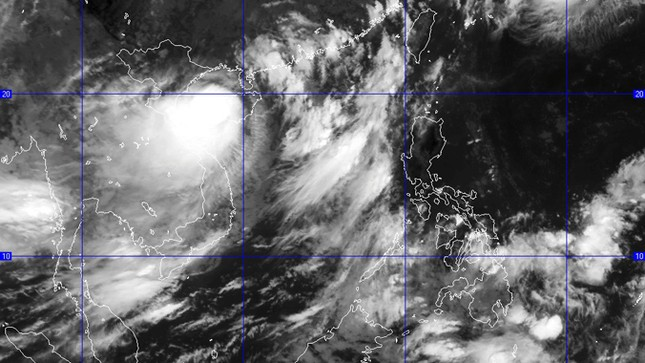 Bão số 1 đe dọa Quảng Ninh, gió giật cấp 9 ảnh 1